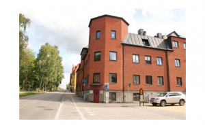 Ingång lokal Life and Power Massage Växjö