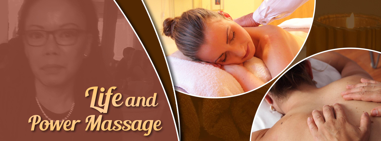 Life and Power Massage i Växjö, Kronoberg, 35234 – Massör  | Boka Nu! logo